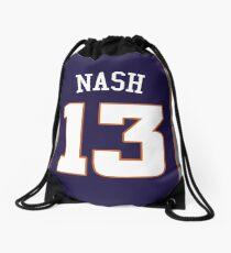 Steve Nash Jersey Bag Drawstring Bag
