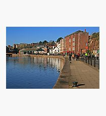 Exeter Quay Photographic Print