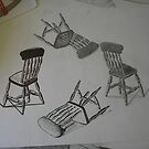 Chairs by RosieB