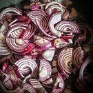 Onions for tea ! by Simon Duckworth
