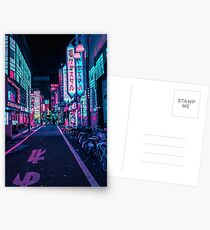 Tokio - Ein Neon-Wunderland Postkarten
