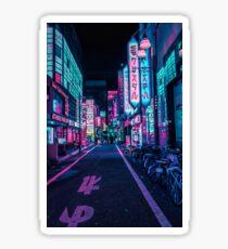 Tokyo - A Neon Wonderland Sticker