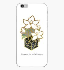 NieR: Automata - Flowers for m[A]chines iPhone Case