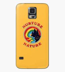 Nurture Natur Vintage Umweltschützer Design Hülle & Skin für Samsung Galaxy
