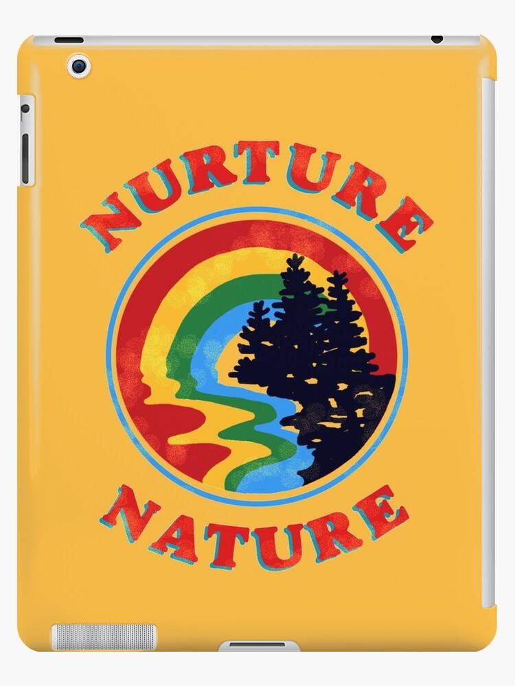 Nurture Natur Vintage Umweltschützer Design von Lexie Pitzen