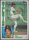 100 - Tim Conroy by Foob's Baseball Cards
