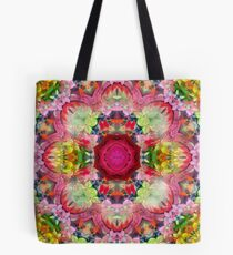 Flowers of life Tote Bag