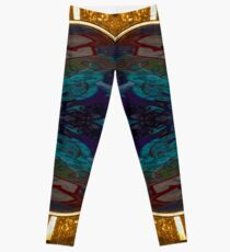 Golden kiss Leggings