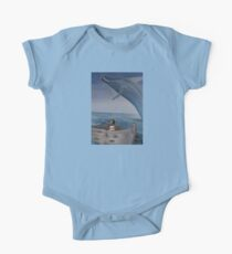 Pirate Captain Hook Sea's Moby Dick One Piece - Short Sleeve