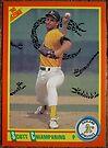 061 - Scott Chiamparino by Foob's Baseball Cards