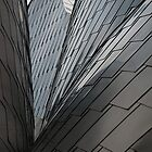 Peter B Lewis Building, Cleveland, Ohio. by Billlee