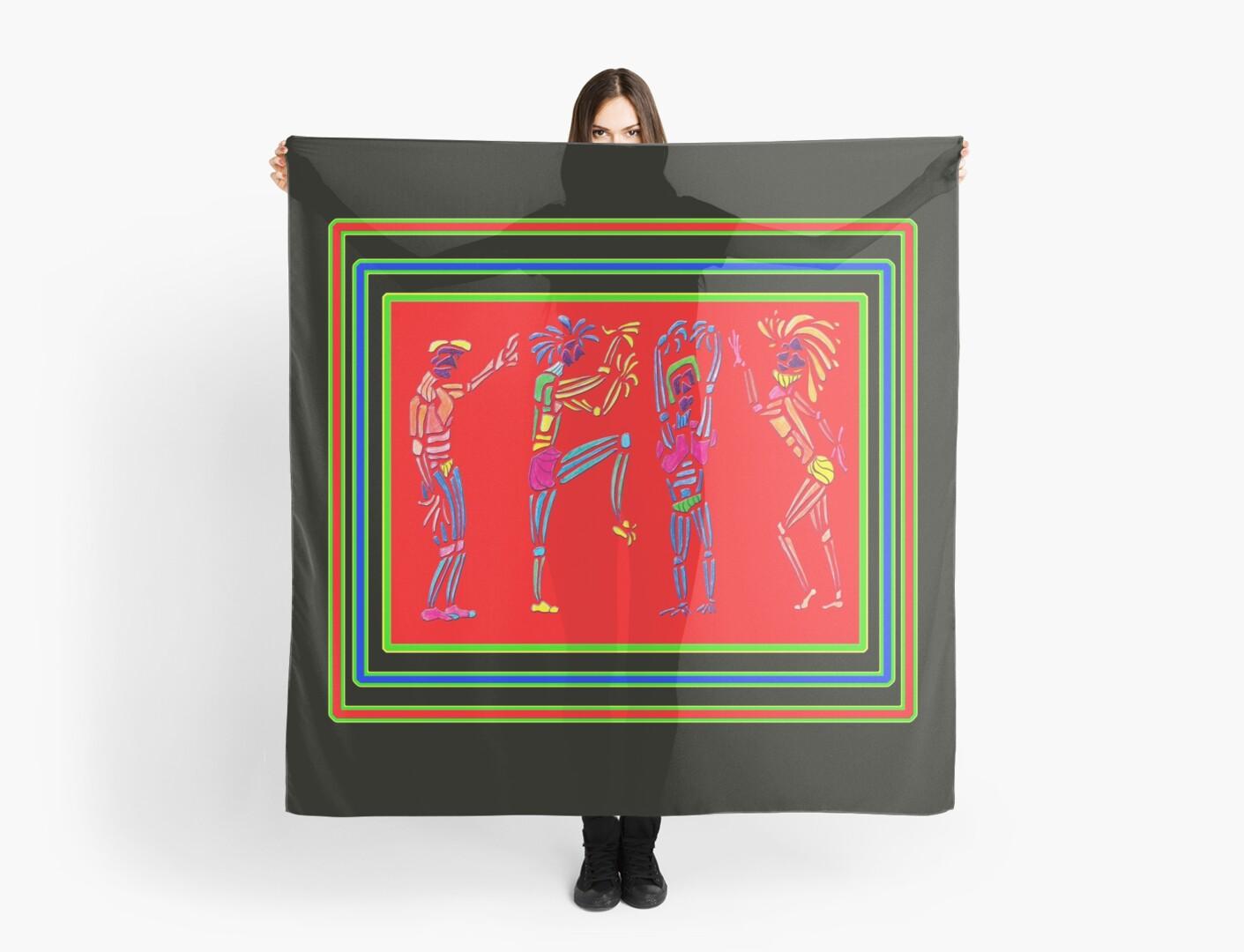 Dance Warriors Earth Dance Tranparent Overlay by JimmyGlenn Greenway