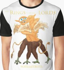 The Rings Of The Lords - Scamps Embrace Graphic T-Shirt