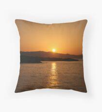 Tsilivi beach 2 Throw Pillow