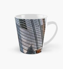 New York, Manhattan, New York City, Skyscraper, tower block, high rise building, tower, block, high rise, building Tall Mug
