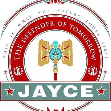 JAYCE - BATTLE EDITION by exionstudios