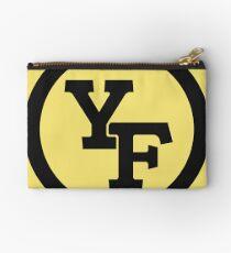 Yellow Fever logo Zipper Pouch