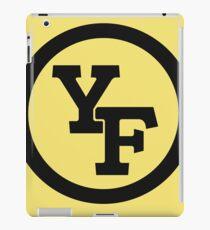 Yellow Fever logo iPad Case/Skin