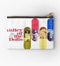 Valley Girls Zipper Pouch