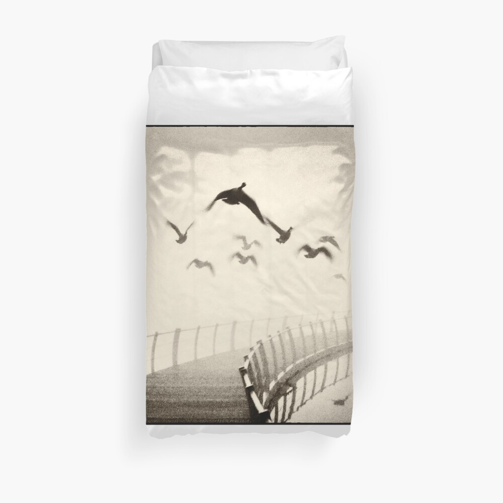 Wild geese Duvet Cover