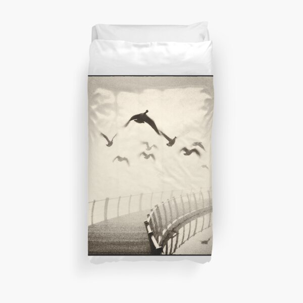 Wild geese Duvet Cover