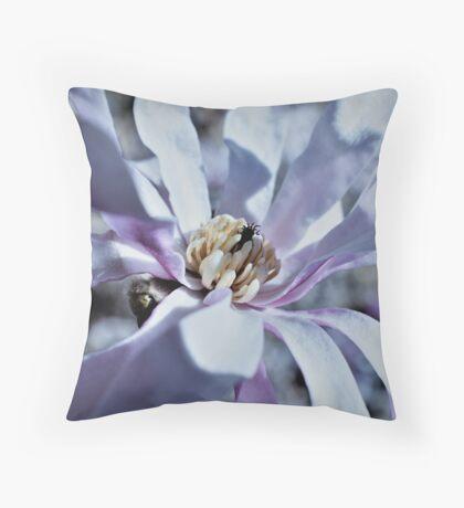 Magnolia Blossom II Throw Pillow