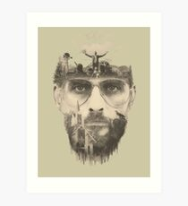 The Father (Far Cry 5) Art Print