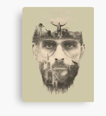 The Father (Far Cry 5) Canvas Print