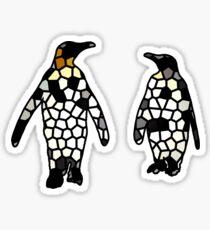 The cellular penguins Sticker