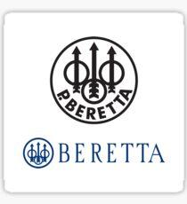 Beretta Logo Sticker