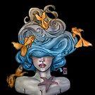 «Lady Gold Fish» de Adri-Ana-Art