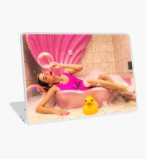Barbie Bath Laptop Skin