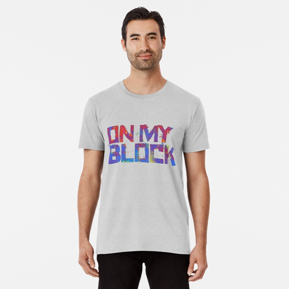 Auf meinem Block Premium T-Shirt