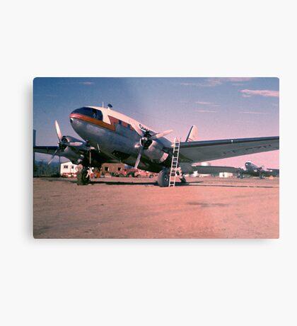 Arctic Air Service-1955 Metal Print