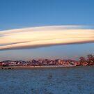 Across The Rockies by Pamela Hubbard