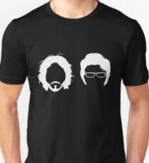 FL_GHT OF TH_ C_NCH_RDS (R_V_RS_D) Unisex T-Shirt