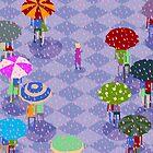 Rain by HottyPig