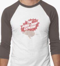 The Pork-chop Express Men's Baseball ¾ T-Shirt
