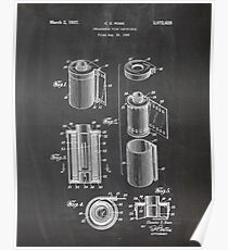 Film Cartridge - Film Canister Poster