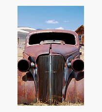 bodie car Photographic Print