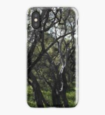 Tangled Lives - Cross Processed iPhone Case/Skin