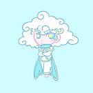 Pastel Cirrus by CrayonQueen