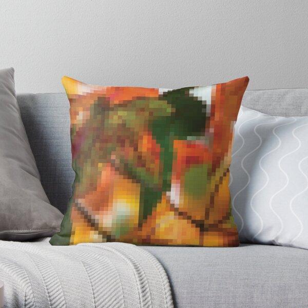 Liquidambar Throw Pillow