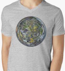 Orb 7 Men's V-Neck T-Shirt