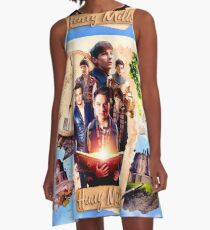 OUAT - 7 Years of Henry Mills A-Line Dress