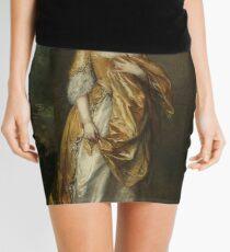 Mrs. Grace Dalrymple Elliott (1754?–1823) Mini Skirt