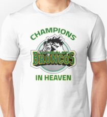 CHAMPIONS IN HEAVEN Unisex T-Shirt