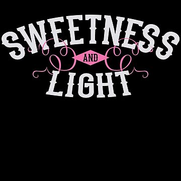 Sweetness and Light (reversed) by vyvyan