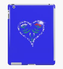 The Flower Heart iPad Case/Skin