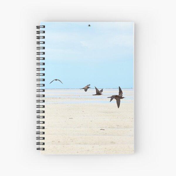 Bird Ballet Spiral Notebook